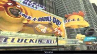 GTA IV Commercials - Cluckin'Bell