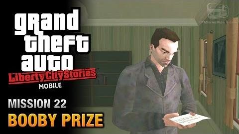 GTA Liberty City Stories Mobile - Mission 22 - Booby Prize