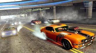 GTA Online Premium Race - Eight Figure Bonus