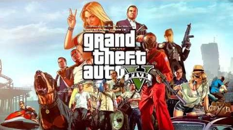 Grand Theft Auto GTA V - Wanted Level Music Theme 12 Next Gen