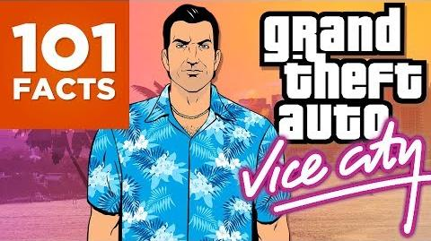 101 Facts About Grand Theft Auto Vice City