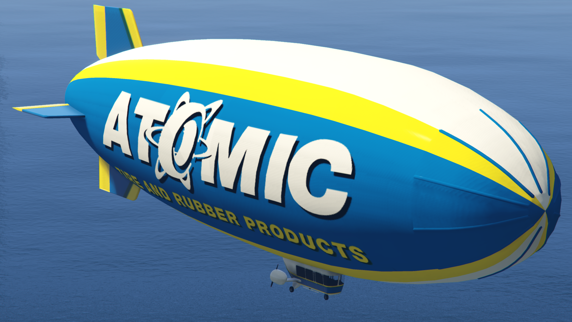 Atomic Blimp | GTA Wiki | FANDOM powered by Wikia