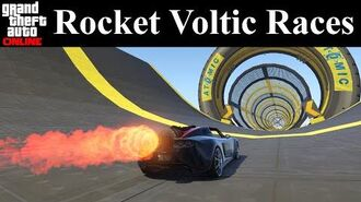 GTA Online Tracks - Rocket Voltic Races