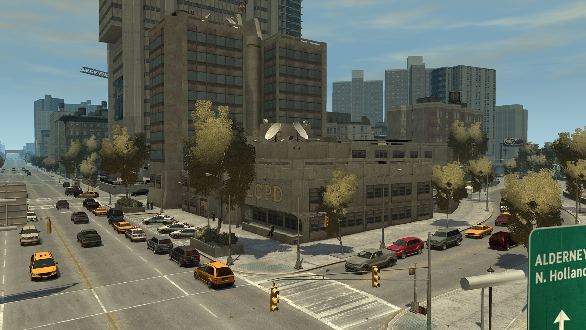 East Holland Police Station | GTA Wiki | FANDOM powered by Wikia