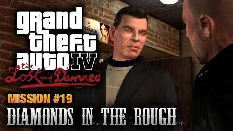 GTA The Lost and Damned - Mission 19 - Diamonds in the Rough (1080p)