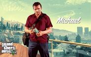 Michael Art-GTAV