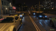 City Circuit GTAV Street Race Grid