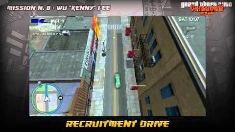 GTA Chinatown Wars - Walkthrough - Mission 8 - Recruitment Drive