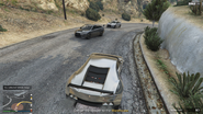 Vehicle Import Tail GTAO NPC Kurumas Empty