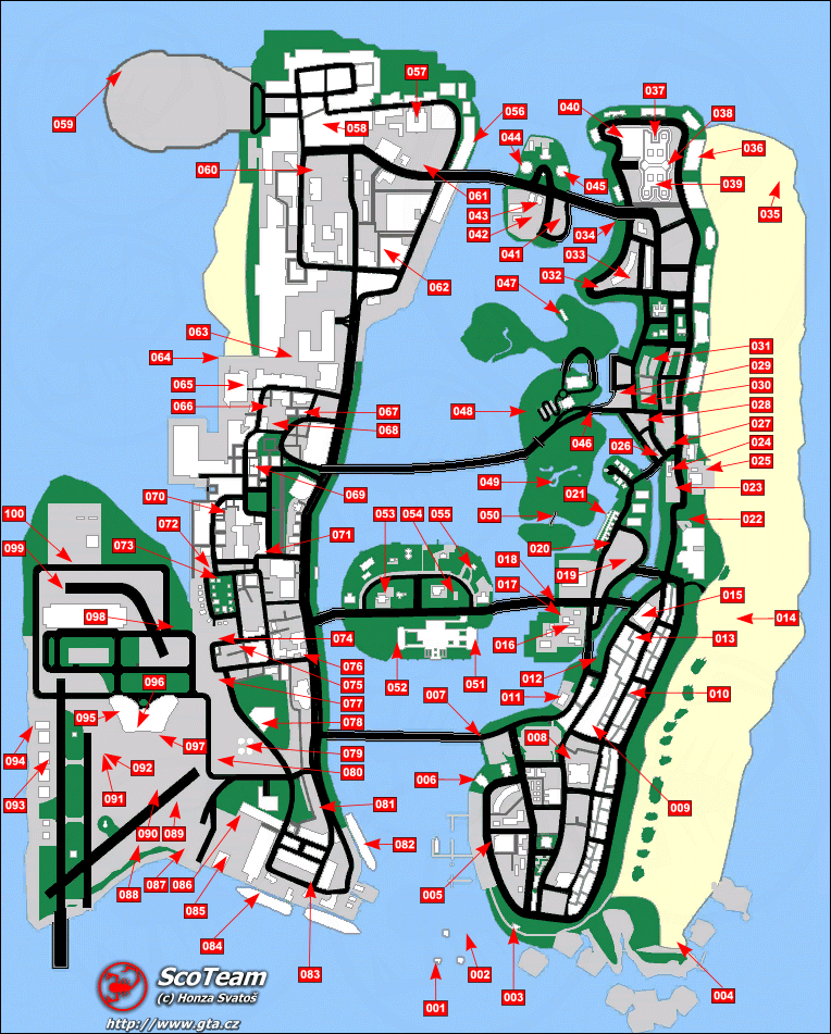 Secret Places Gta 5 Ps4: Hidden Packages In GTA Vice City