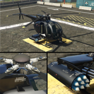 BuzzardAttackChopper-GTAV-Warstock