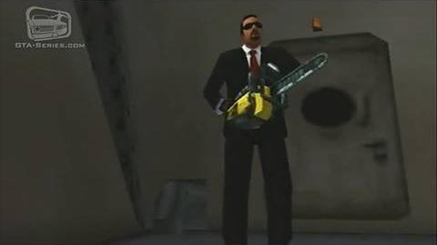 GTA Liberty City Stories - Walkthrough - Mission 30 - The Portland Chainsaw Masquerade