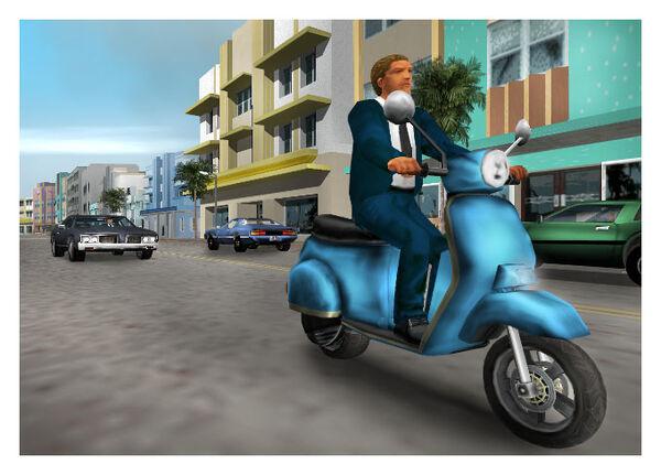 KentPauls80sNostalgiaZone-GTAVC-cars moped