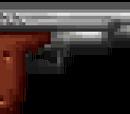 Weapons in GTA 1 Era