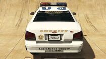 SheriffCruiser-GTAV-Rearview