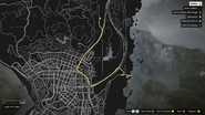 Coasting-GTAO-Coasting start delivery map