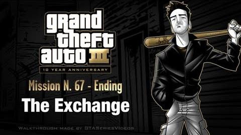 GTA 3 - iPad Walkthrough - Ending Final Mission - The Exchange