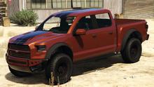 Caracara4x4-GTAO-front-BlackDoubleStripe