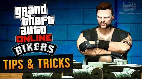 GTA Online Guide - How to Make Money with Bikers DLC