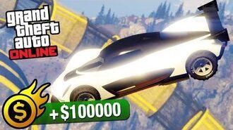GTA Online Premium Race - Raton