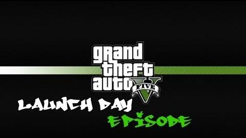 GTA V Ep 1 (LAUNCH DAY) Welcome to Los Santos