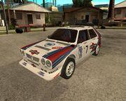 LanciaDeltaS4 Mod GTA SA 1