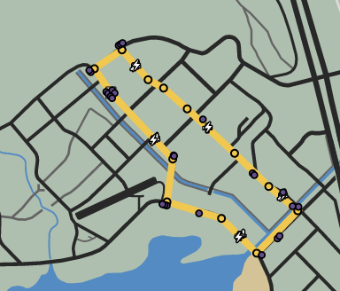 Track And Field GTAOe Race Map