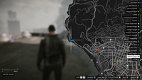 Vehicle Import Mobile GTAO Start Pacific Bluffs Map