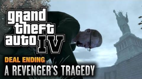 GTA 4 - Final Mission Deal Ending - A Revenger's Tragedy (1080p)