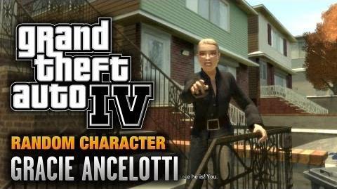 GTA 4 - Random Character 14 - Gracie Ancelotti (1080p)