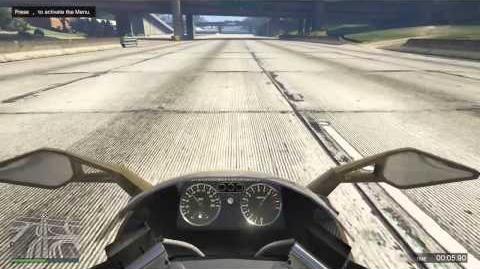 GTA Online - Hakuchou Test