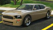 Buffalo-GTAV-GlitchedBumpers