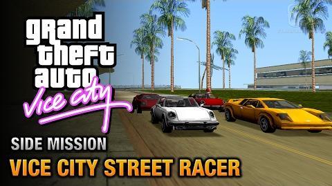 GTA Vice City - Vice City Street Racer