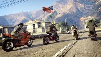 GTA Online Premium Race - Boots on the Ground