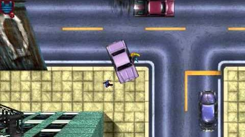 Grand Theft Auto 1 PC Liberty City Chapter 2 - Mission 1