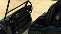 Caddy-GTAV-Inside