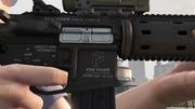 Carbine Rifle-GTAV-Markings
