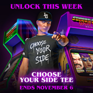 ChooseYourSideTShirt-GTAO-Advert