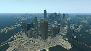 LibertyCity-GTAIV-LookingNorthWest