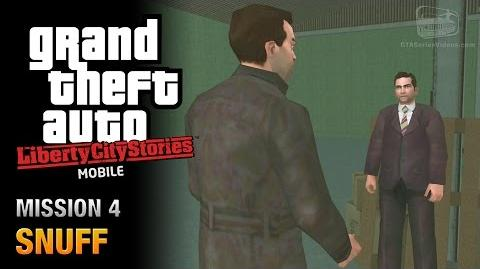 GTA Liberty City Stories Mobile - Mission 4 - Snuff