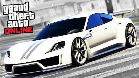 GTA Online - Pfister Neon -The Doomsday Heist-