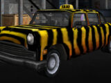 Zebra Cab