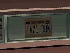 CustomLicense-GTASA-TA71 3DM