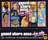 Grand Theft Auto: Vice City Official Soundtrack Box Set