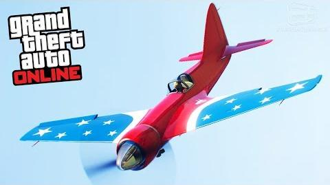 GTA Online - Howard NX-25 -Smuggler's Run Update-