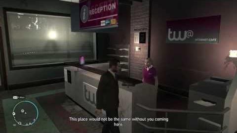 The girl Niko can't date (GTA IV)