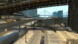FlatfishPlace-GTAIV-Under UnionDriveEast