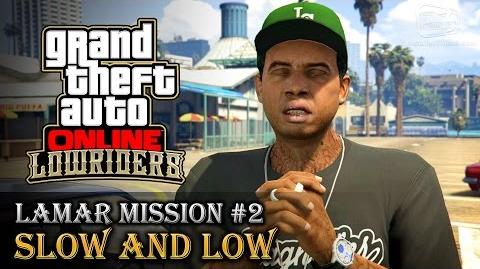 GTA Online Lowriders - Mission 2 - Slow and Low Hard Difficulty