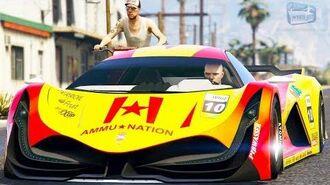 GTA Online Premium Race - Senora Freeway
