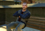 Johnny GTA IV in-game